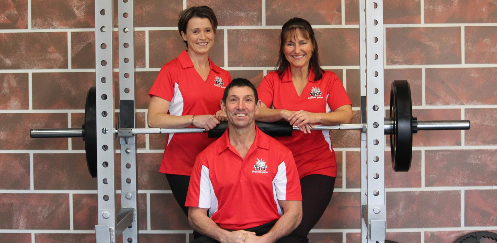 TnT Metabolic Igniters - Team Photo